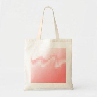 Abstract in Soft Warm Pink Colors. Tote Bag