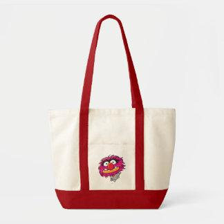 Animal With Collar Tote Bags