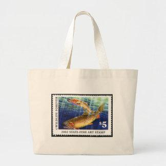 Art of Conservation Stamp – 2002 Bags
