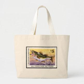 Art of Conservation Stamp – 2011 Tote Bags