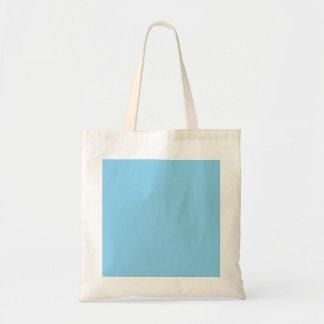 Baby Blue Budget Tote Bag