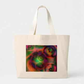 Beautiful abstract design bags