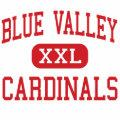 Blue Valley - Cardinals - Middle - Overland Park Canvas Bags
