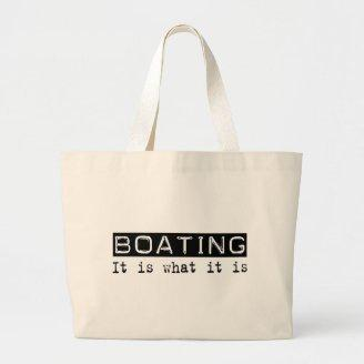 Boating It Is Bag