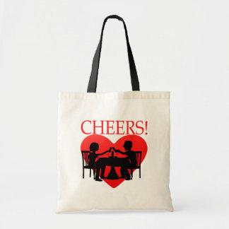 Cheers Canvas Bags