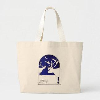 CHRISTMAS HOLIDAY PRODUCTS CANVAS BAG