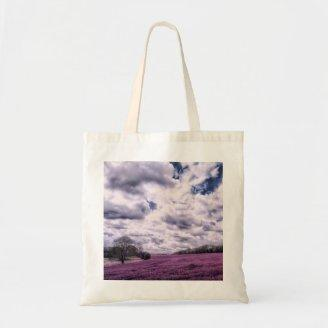 Clouds Over Candy Fields Bag