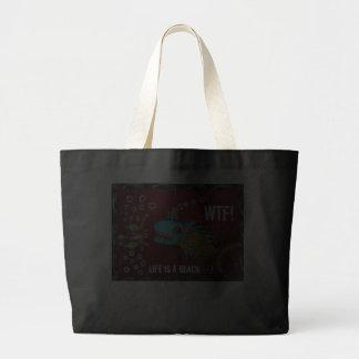 Cool Whale - WTF! Bag