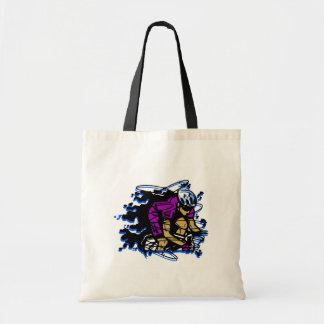 Cyclist T-shirts and Gifts. Canvas Bag