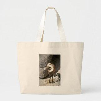 Desert bighorn sheep (Adult ram) Canvas Bags