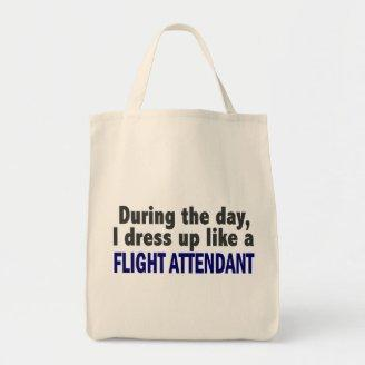 Flight Attendant During The Day Bags