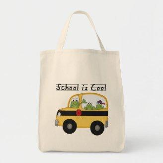 Frogs School is Cool T-shirts and Gifts Canvas Bag