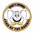 Funny Year of The Rabbit Tote Bag
