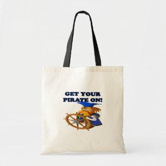 Get Your Pirate On Bags