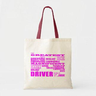 Girls Drivers : Pink Greatest Driver Bags