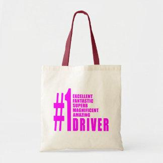 Girls Driving Drivers : Pink Number One Driver Bag