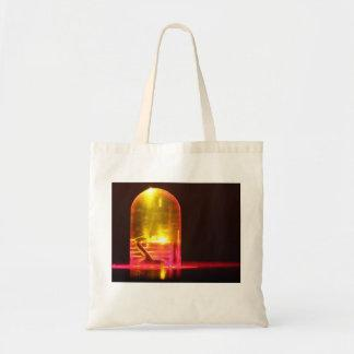 Glowing LED Tote Bags