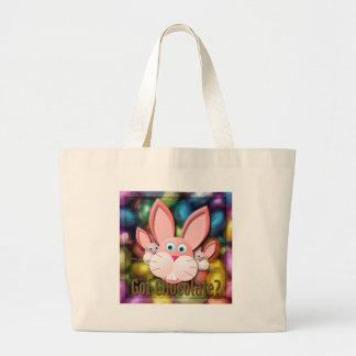Got More Chocolate? Canvas Bags