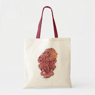 Harry Potter | Gryffindor Lion Crest Tote Bag