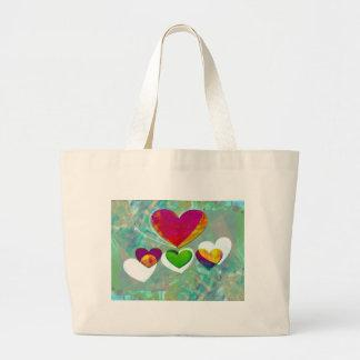 Heart Art   Sunshine and You Canvas Bags