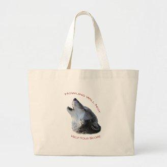 Howling...Score Tote Bag