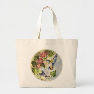 Humming Birds Canvas Bags