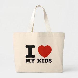 I love my Kids Tote Bags