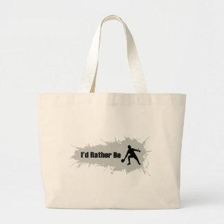 I'd Rather Be Playing Ping Pong Tote Bag