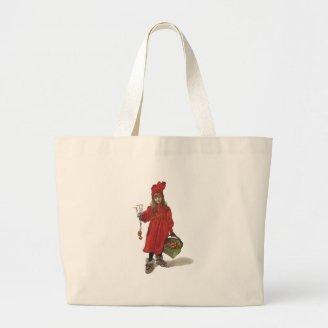 Iduna and The Magic Apples Tote Bags
