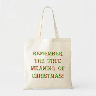 INSPIRATIONAL CANVAS BAGS