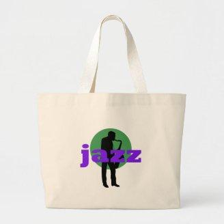 Jazz Canvas Bags