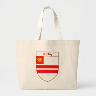 Kirby Coat of Arms/Family Crest Canvas Bags