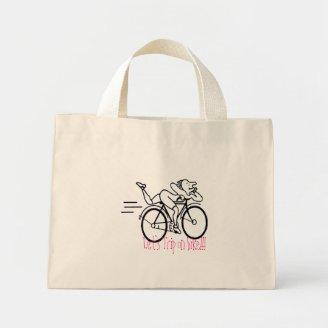 Let bag ` s Trip on bike!