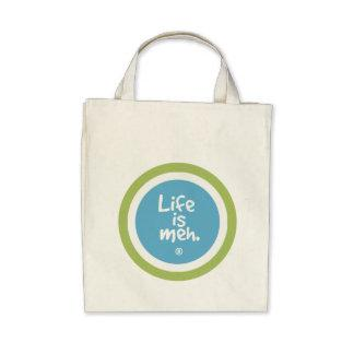 Life is Meh Tote Bag