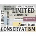 Limited Government Canvas Bags