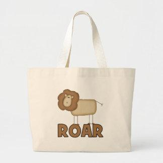 Lion Gifts Tote Bag