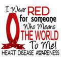 Means The World To Me Heart Disease