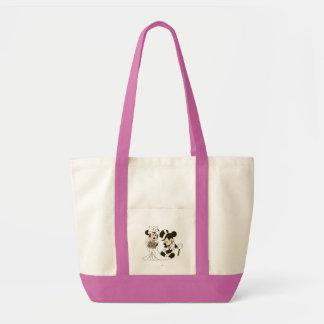 Mickey Mouse & Minnie Wedding Tote Bag