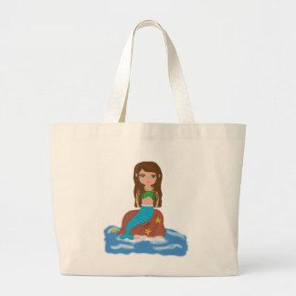 Muirenn the Mermaid Beach Bag