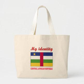 My Identity Central African Republic Tote Bag