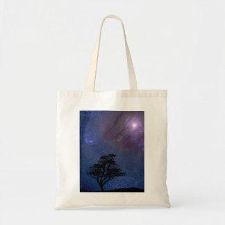 Nocturnal Canvas Bags