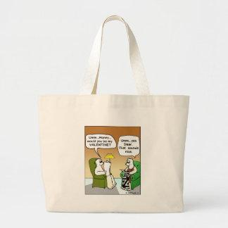 Old Coulple Valentine Bags