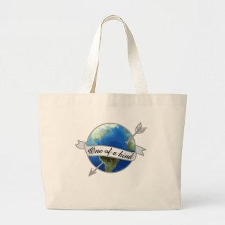 One of a Kind - Planet Earth Bag