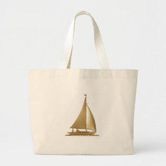 Personalize Very Pretty Boaters Tote Bag