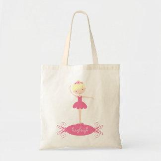Personalized Ballerina Bag