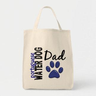 Portuguese Water Dog Dad 2 Bags