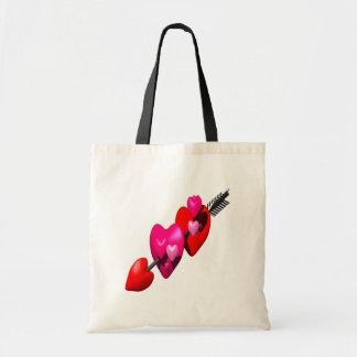 Posion Arrow Canvas Bag