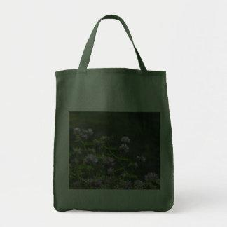 Pretty Pale Purple Vetch Flowers in the Garden Tote Bags