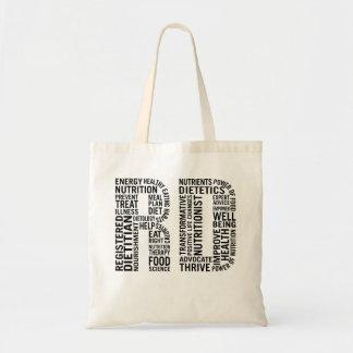 Registered Dietitian RT Tote Bag