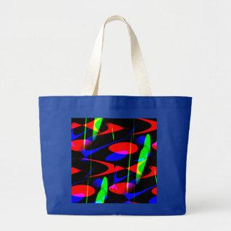 Retro Modern Abstract Bags